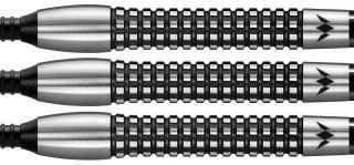 Mission Quadrant 90% M3 Softtip Darts   Darts Warehouse