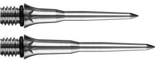 Titan Pro Titanium Conversion Point Smooth Silver   Darts Warehouse