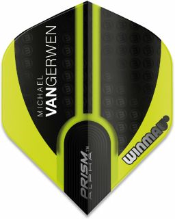 Prism Alpha MvG Extra Thick Black Wings