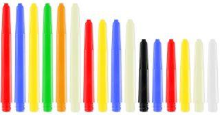 Nylon 'The Original' Shaft Black Medium 100 sets   Darts Warehouse