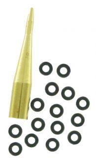 Shaftlock-system brass