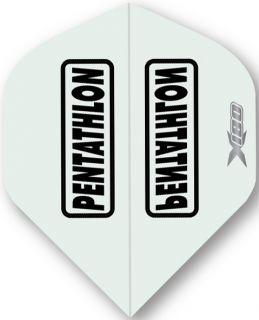 Pentathlon X180 Clear   McKicks Flights   Darts Warehouse