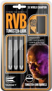 Softtip RVB Tungsten Look Target Raymond van Barneveld | Dartswarehouse