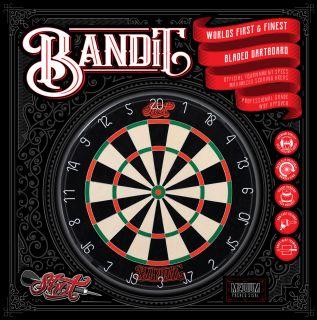 Shot Bandit Dartbord   Darts Warehouse