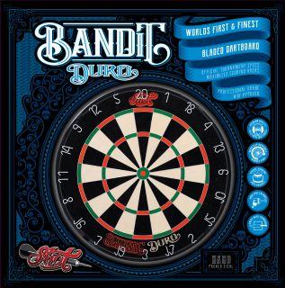 Shot Bandit Duro Dartboard   Dartswarehouse
