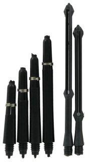 Shaft Test Kit Zwart extended   Testen voor het darten   Darts Warehouse