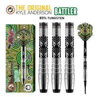 Softtip Kyle Anderson Battler 80% | Darts Warehouse