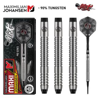 Softtip Maximilian Johansen 90% | Darts Warehouse