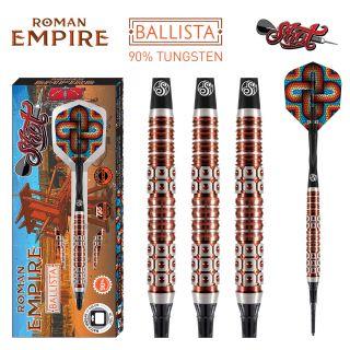 Shot Roman Empire Ballista 90% Softtip   Darts Warehouse