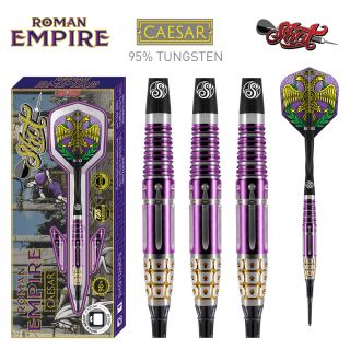 Shot Roman Empire Caesar 95% Softtip | Darts Warehouse