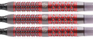 Shot Ronin Yu 95% Softtip Darts   Darts Warehouse