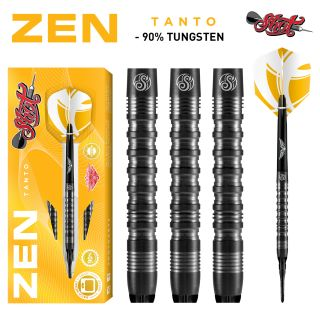 Shot Softtip Zen Tanto 90%   Darts Warehouse