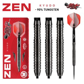 Shot Steeltip Zen Kyudo 90%   Darts Warehouse