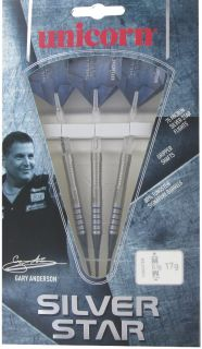 E-Darts Silverstar Gary Anderson P2 80%   Darts Warehouse