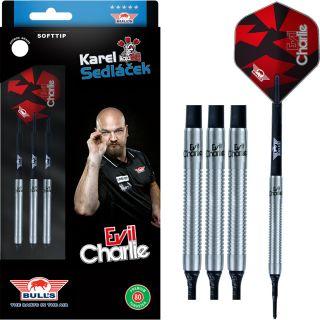 Softtip Karel Sedlacek 80% Bull's NL Darts | Darts Warehouse