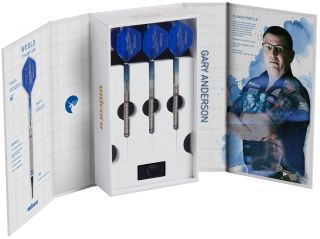 Softtip W.C. Gary Anderson Phase 3 90% Deluxe | Darts Warehouse