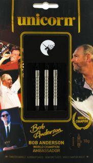 Bob Anderson Softtip Unicorn Darts   Darts Warehouse