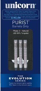 Evolution Purist Phase 3 Softtip 90%   Darts Warehouse