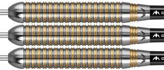 Ardent Tungsten Look M1 23 gram Mission Dartpijlen | Darts Warehouse
