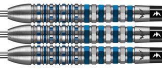 Kronos M3 95% Tungen Blue Titanium Darts | Darts Warehouse