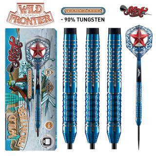 Wild Frontier Trailblazer 90%   Shot Steeltip   Darts Warehouse