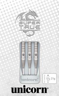 Unicorn Super True 90% White Edition Darts   Darts Warehouse