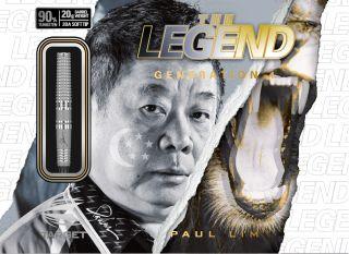 Paul Lim Gen.4 90% Target Softtip   Darts Warehouse