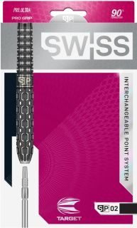 Target Swiss 90% SP02 Darts Kopen | Dartswarehouse.nl
