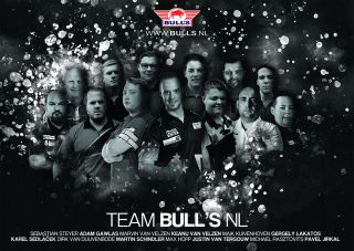 Team Bull's NL Poster   Darts Warehouse