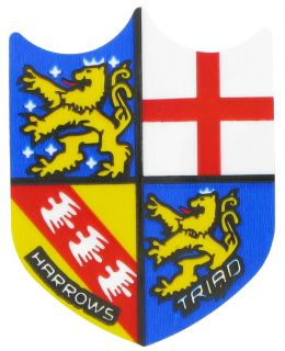 Triad Cross and Lions