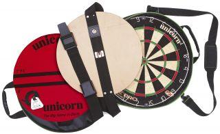 Dartbord Kopen | Unicorn On Tour! | Online Dartwinkel Darts Warehouse