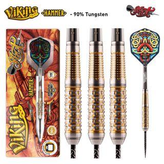 Viking Hammer 90% Steeltip Darts | Darts Warehouse