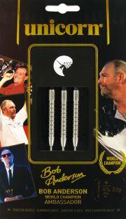 W.C Bob Anderson 90%   Unicorn Dartpijlen   Dartswarehouse