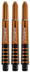 Winmau Prism Force In Between Orange Shafts | Darts Warehouse